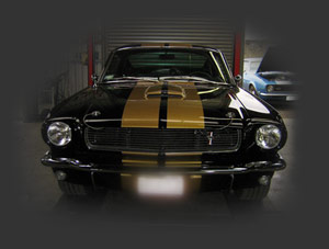 Specialists in American muscle cars and diesels